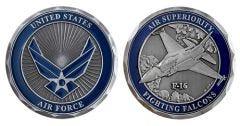 USAF F-16 COIN