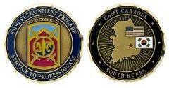 Camp Carroll 501st SB