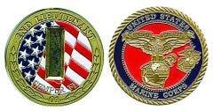 (D) RANK, USMC 2ND LIEUTENANT