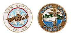CVN 68 USS Nimitz - NS Everett