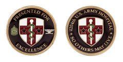 4204th Army Hospital Coin
