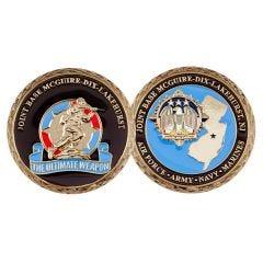 Joint Base McGuire-Dix-Lakehurst Challenge Coin