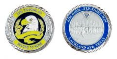 Lackland 322nd Training Squadron Challenge Coin