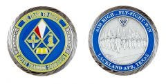 Lackland Air Force Base 331st Training Squadron Challenge Coin