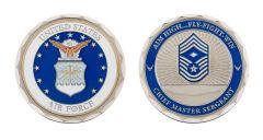 USAF Chief Master Sergeant w/ Diamond Rank