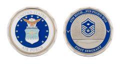 USAF First Sergeant Rank