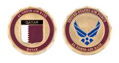 Al Udeid Airbase Qatar Shield