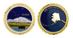 ALASKA STATE COIN