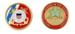 Blue Star, Coast Guard Coin
