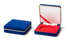 Blue Velvet Presentation box 90 mm