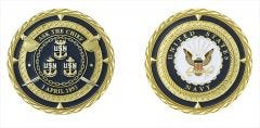 US NAVY ASK THE CHIEF COIN