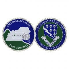 506TH INFANTRY COIN