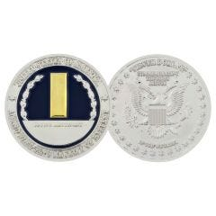 CHALLENGE COIN FIRST SALUTE COIN NEW