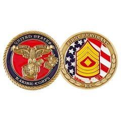 Rank, USMC First Sergeant