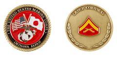 (D) USMC-OKINAWA LANCE CORPORAL