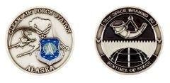 (D) CLEAR AIR FORCE STATION, ALASKA