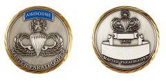 MASTER AIRBORNE COIN