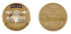 AIRBORNE PARATROOPER COIN