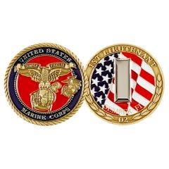 (D) RANK, USMC 1ST LIEUTENANT