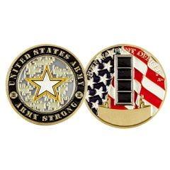 (D) RANK, USA CHIEF WO4 COIN
