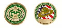 DRILL SERGEANT COIN