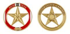 BRONZE STAR MEDAL COIN