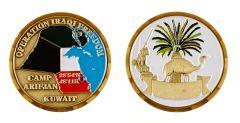 (D) CAMP ARIFJAN COIN