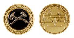 (D) DAMAGE CONTROLMAN COIN