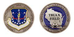 (D) TRUAX FIELD - 115TH FIGHTER WI