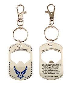 USAF-CHALLENGE RULES BOTTLE OP