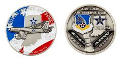 (D) GRISSOM AFB SILVER