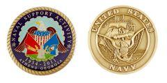 (D) NSA ATHENS COIN