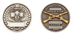 Combat Medic Badge Infantry