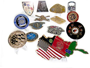 Military and Custom Challenge Coins | Challenge Coin Company